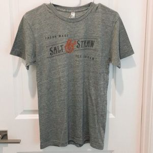 SALT AND STRAW TEE